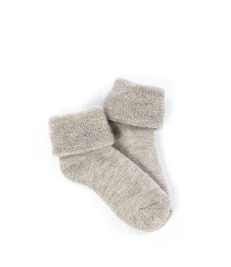 Smallstuff Ankle wool Sock nature