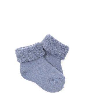 Smallstuff Ankle Sock wool denim