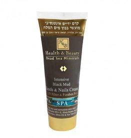 H&B Dead Sea Minerals Handcrème met dode zee modder - intensief