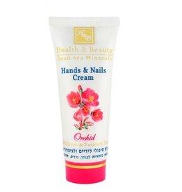 H&B Dead Sea Minerals Handcrème Orchidee