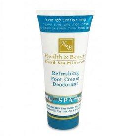 H&B Dead Sea Minerals Voetendeodorant