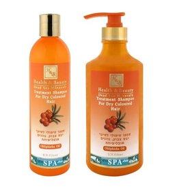 H&B Dead Sea Minerals Duindoorn shampoo; 400 ml.