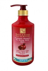 H&B Dead Sea Minerals Granaatappel shampoo; 780 ml.