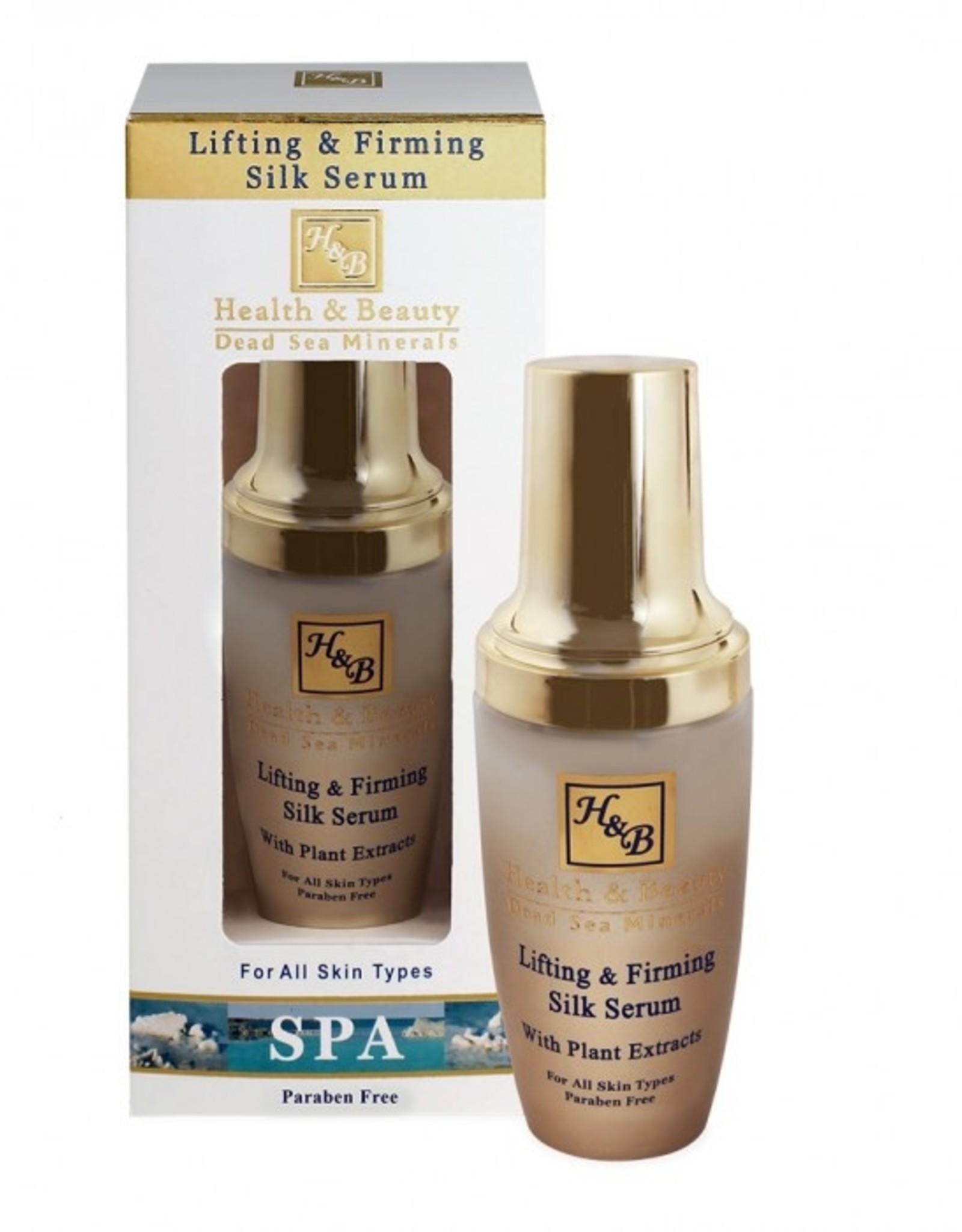 H&B Dead Sea Minerals Gezichtsserum - Liftend en verstevigend