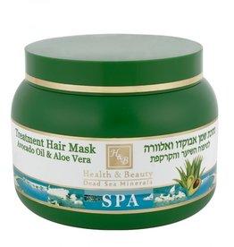 H&B Dead Sea Minerals Avocado/Aloë vera haarmasker