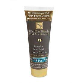 H&B Dead Sea Minerals Bodycrème met dode zeemodder