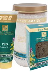 H&B Dead Sea Minerals Psoriasis behandeling voor het lichaam
