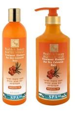 H&B Dead Sea Minerals Duindoorn shampoo; 780 ml.