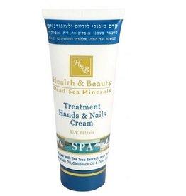 H&B Dead Sea Minerals Handcrème multi-vitamine