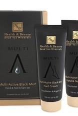 H&B Dead Sea Minerals Luxe cadeauset multi-actieve hand & voetcrème