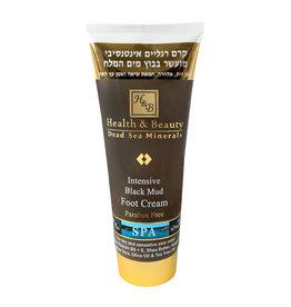 H&B Dead Sea Minerals Voetcrème met dode zee modder - intensief