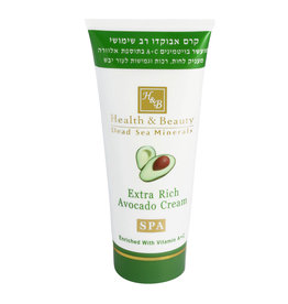 H&B Dead Sea Minerals Avocado bodycrème
