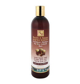 H&B Dead Sea Minerals Arganolie shampoo