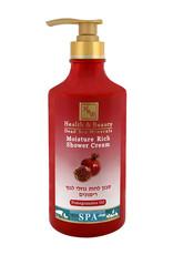 H&B Dead Sea Minerals Bad- en douchegel granaatappel; 780 ml.