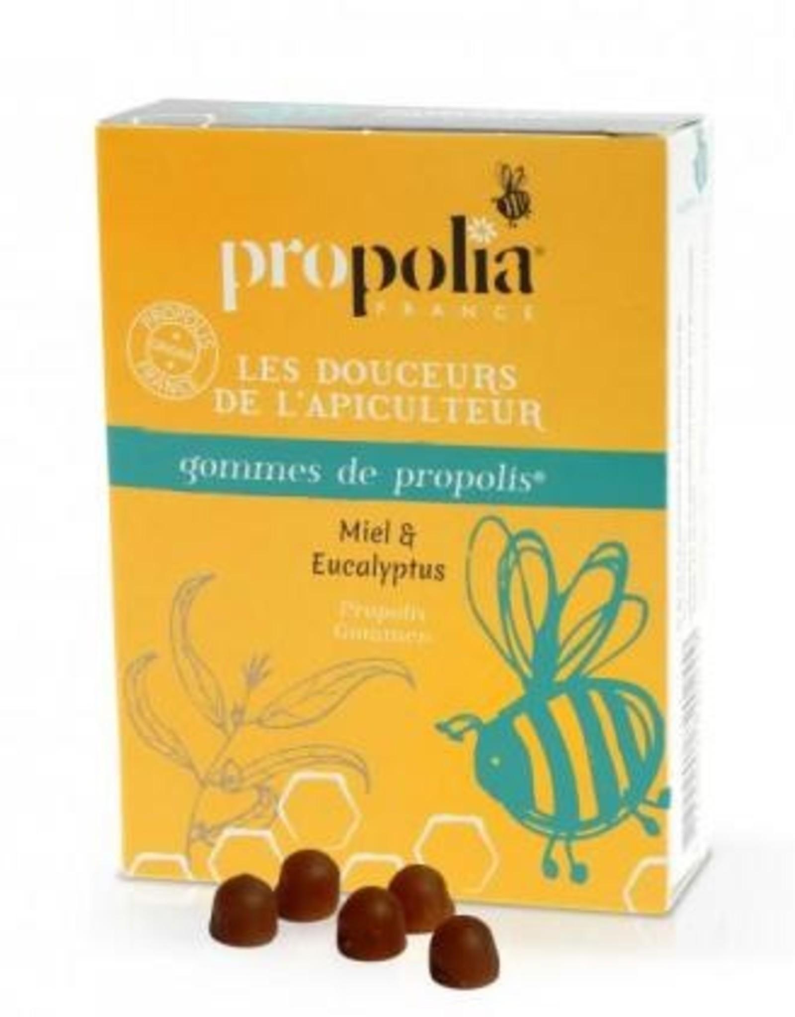 Propolia Propolispastilles met honing en eucalyptus - Propolia