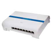 Hirschmann 8-poorts Gigabit switch incl. 4 Power-over-Ethernet poorten
