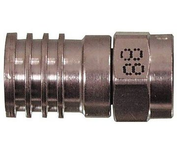 Hirschmann f-connector krimp (SFC 012)