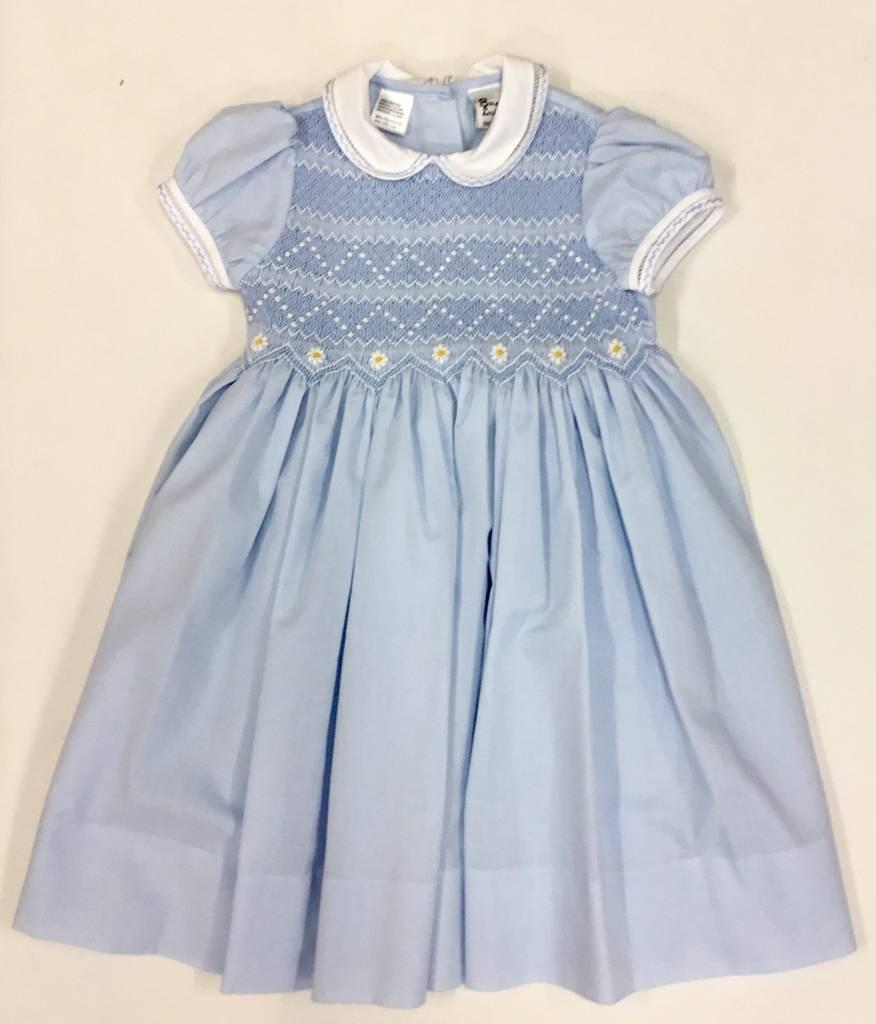 Girls traditional Smock dress