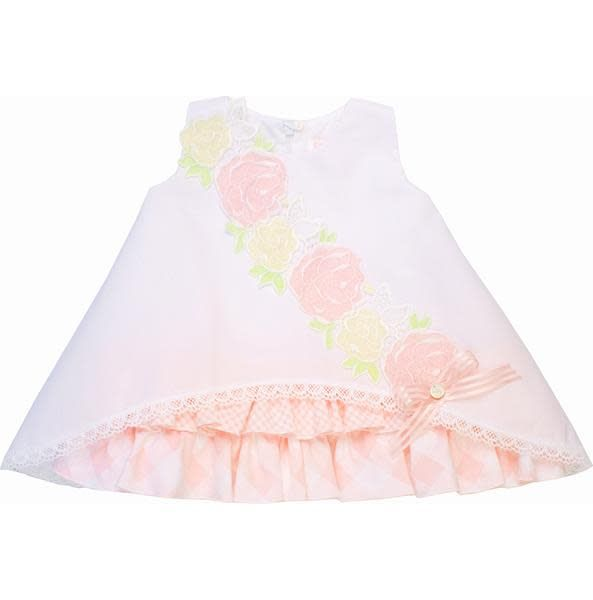Little Darlings Little Darlings Floral Embroidery Dress