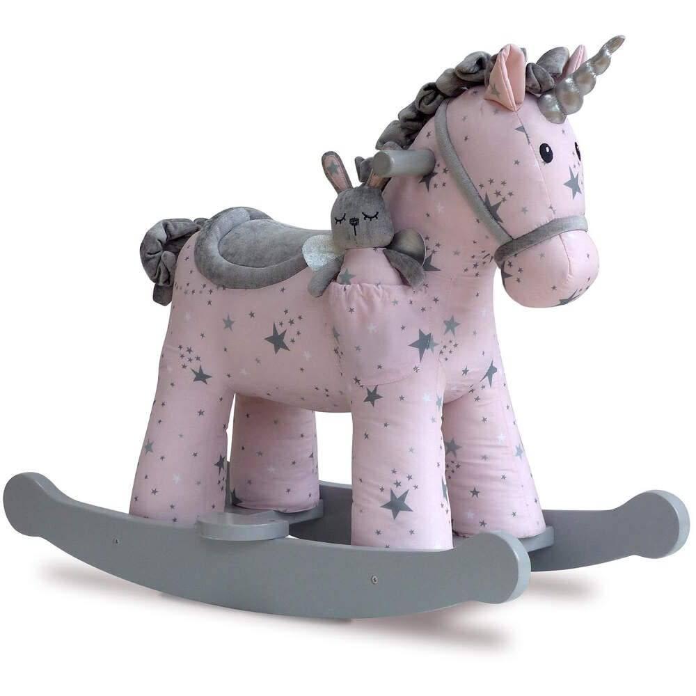 Little Bird Told Me Rocking Unicorn - Celeste & Fae 9 + Month
