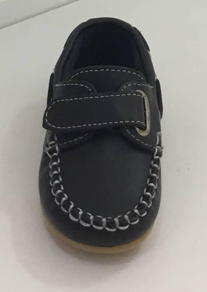 TNY TNY Boys Navy Boat Shoe