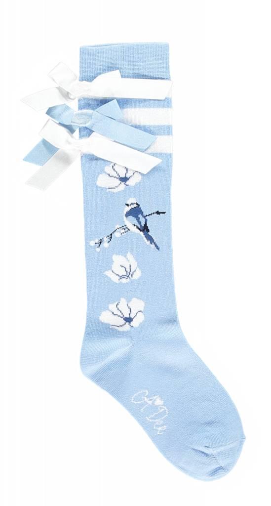 A Dee ADee Alex Printed Socks