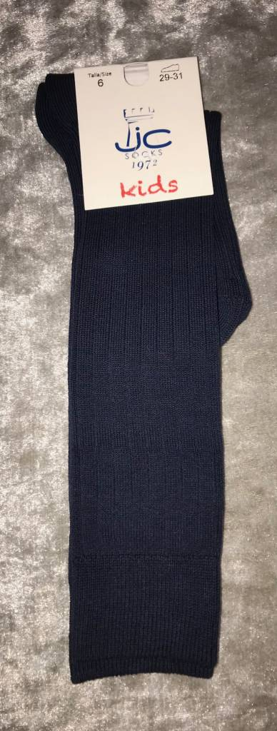 JC Socks Woolen knee high socks