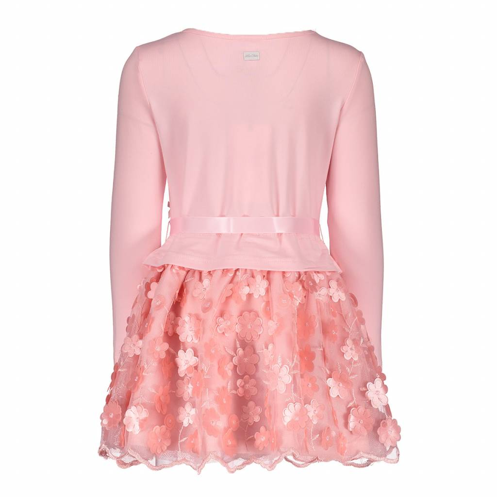 Lechic LeChic Girls Pink Flower Dress