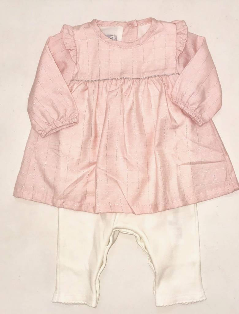 Absorba Absorba Girls Pink Tunic style all in one