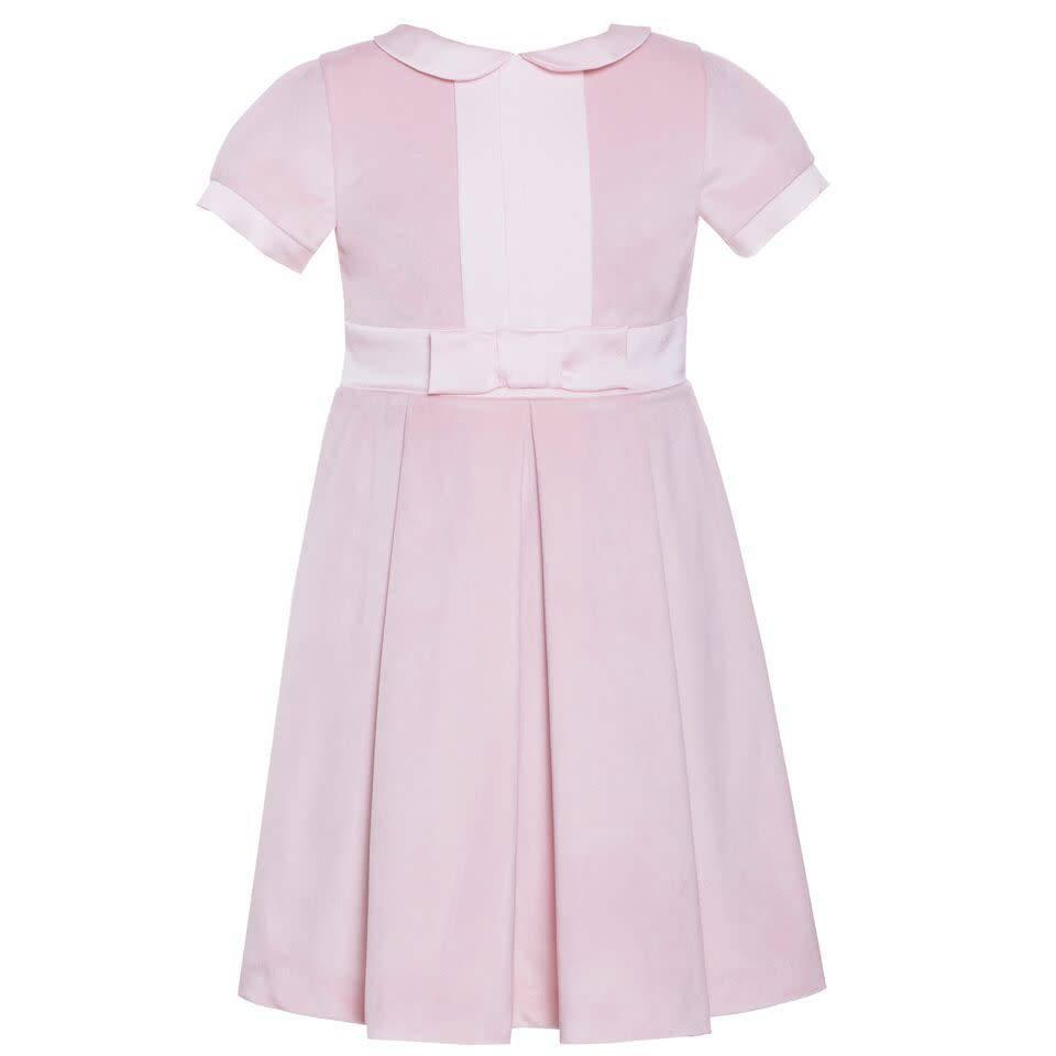 Patachou Patachou Girls Pink Pleated Dress