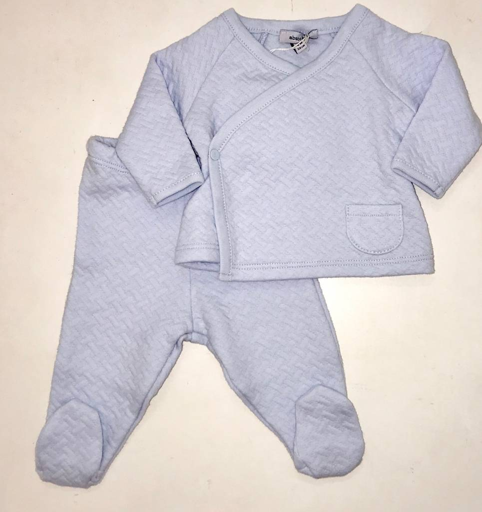 Absorba Absorba Boys Quilted 2 Piece