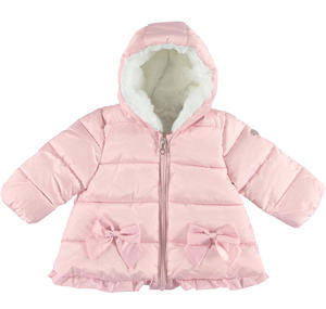 Ido iDO Girls Pink Padded Jacket