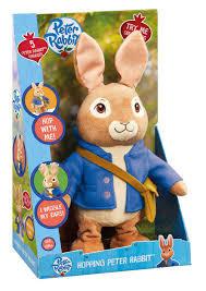 "Peter Rabbit ""I Hop & Wiggle my Ears"""