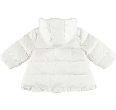 Ido iDO Girls Ivory Padded Jacket