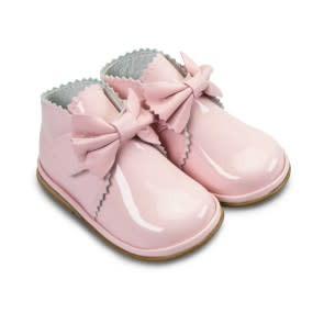 Borboleta Borboleta Sharon Pink Patent Boots