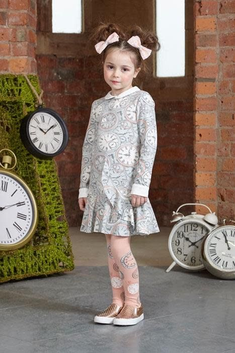A Dee ADee Deirdre Clock Dress