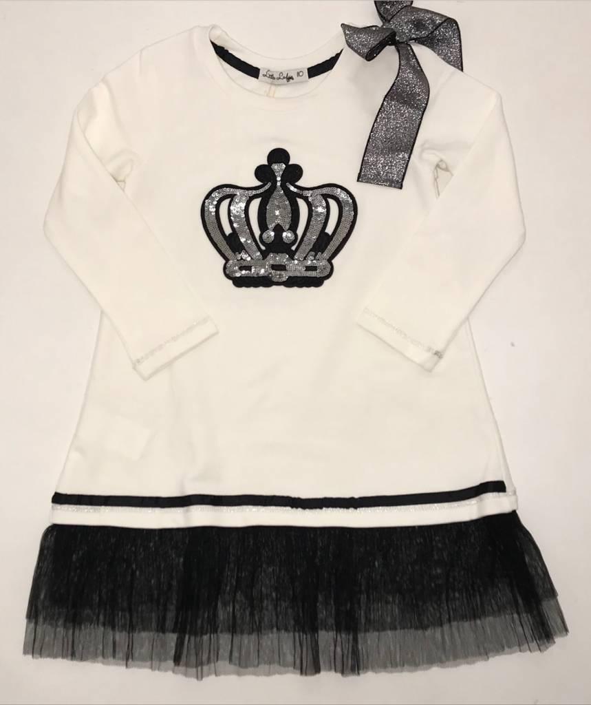 Little Lady Little Lady Girls Crown Dress