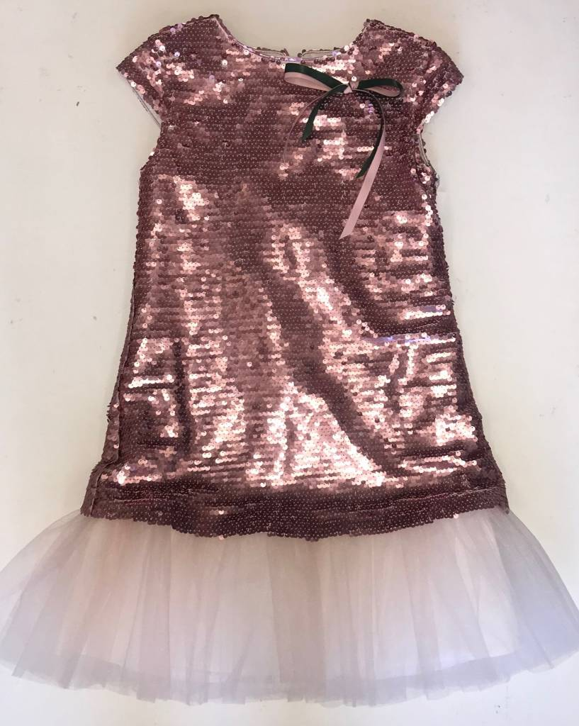 Little Lady Little Lady Girls Sequins Dress