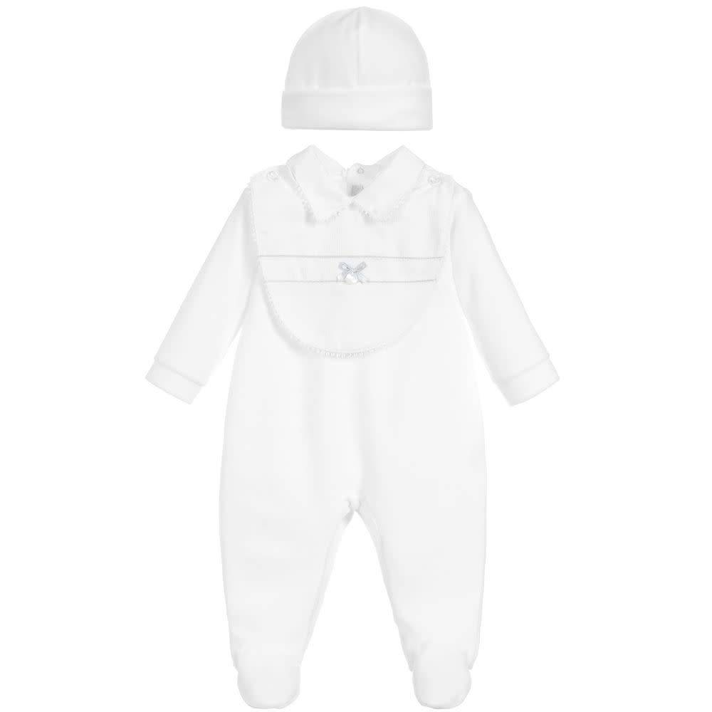 Coco Collection Coco Collection Unisex Bib Babygrow