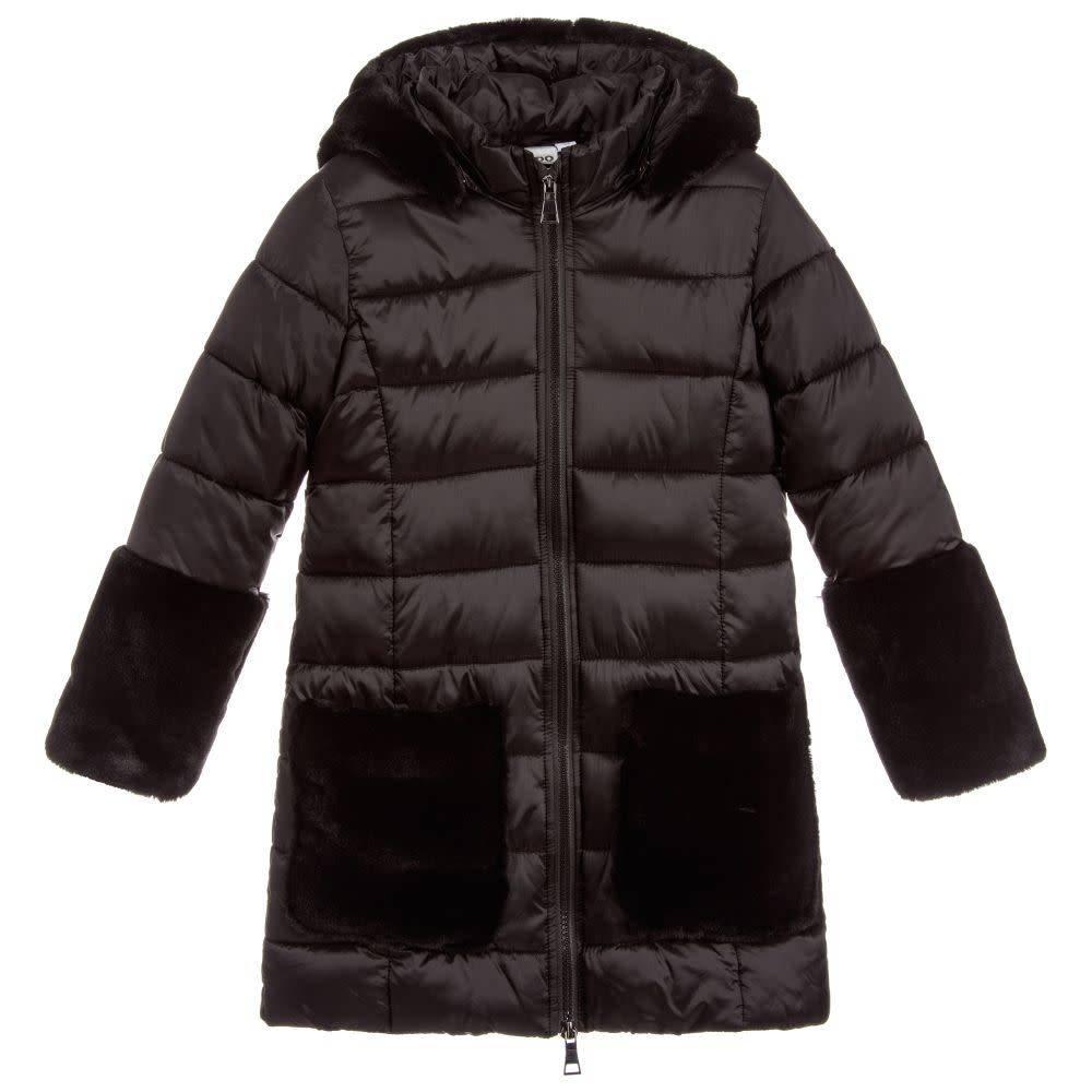 Ido iDo Girls Fur Detail Jacket