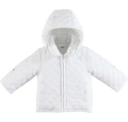 Ido iDO Baby White Padded Jacket
