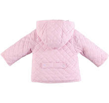 Ido iDO Girls Pink Quilted Jacket