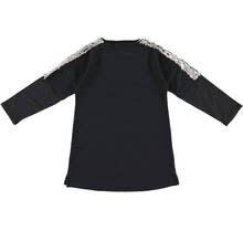 Ido iDo Girls Flared Jersey Dress