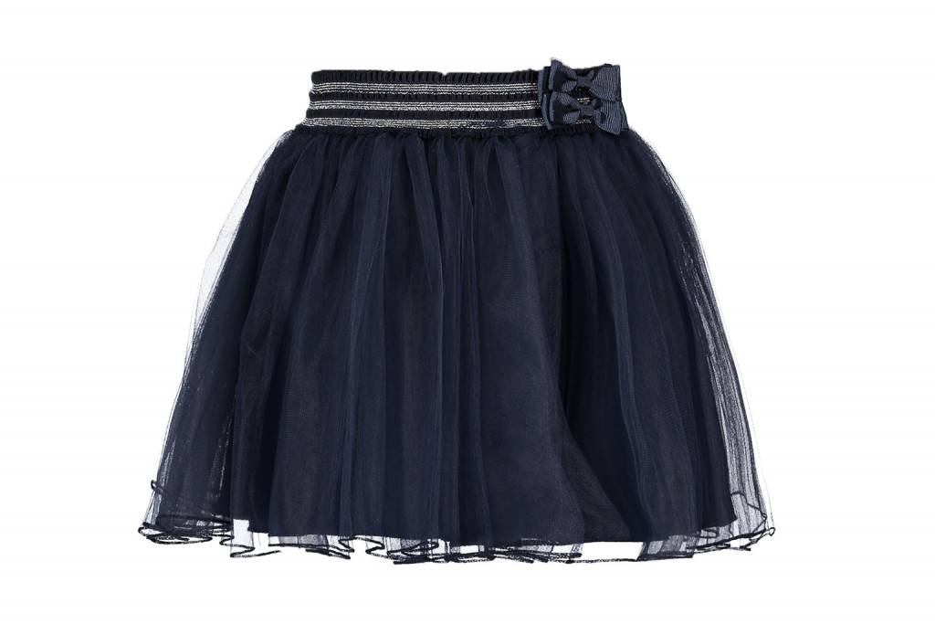 Lechic Le Chic Navy Tutu with Bow Detail