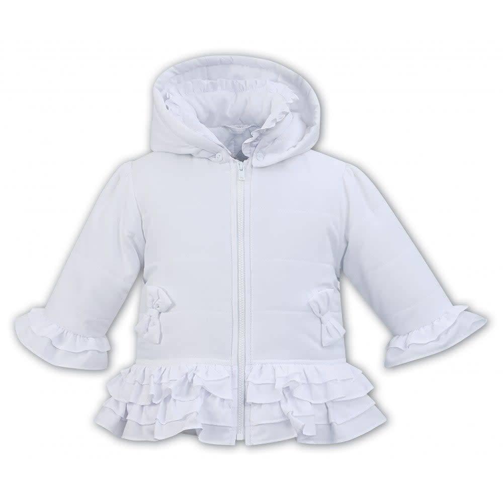 Dani Dani Girls White Jacket