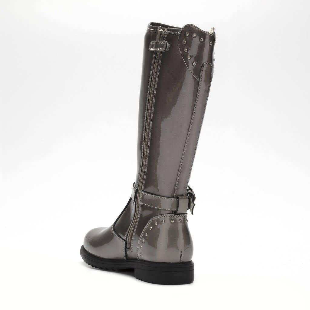 Lelli Kelly Lelli Kelly Pewter Long Boots LK3648