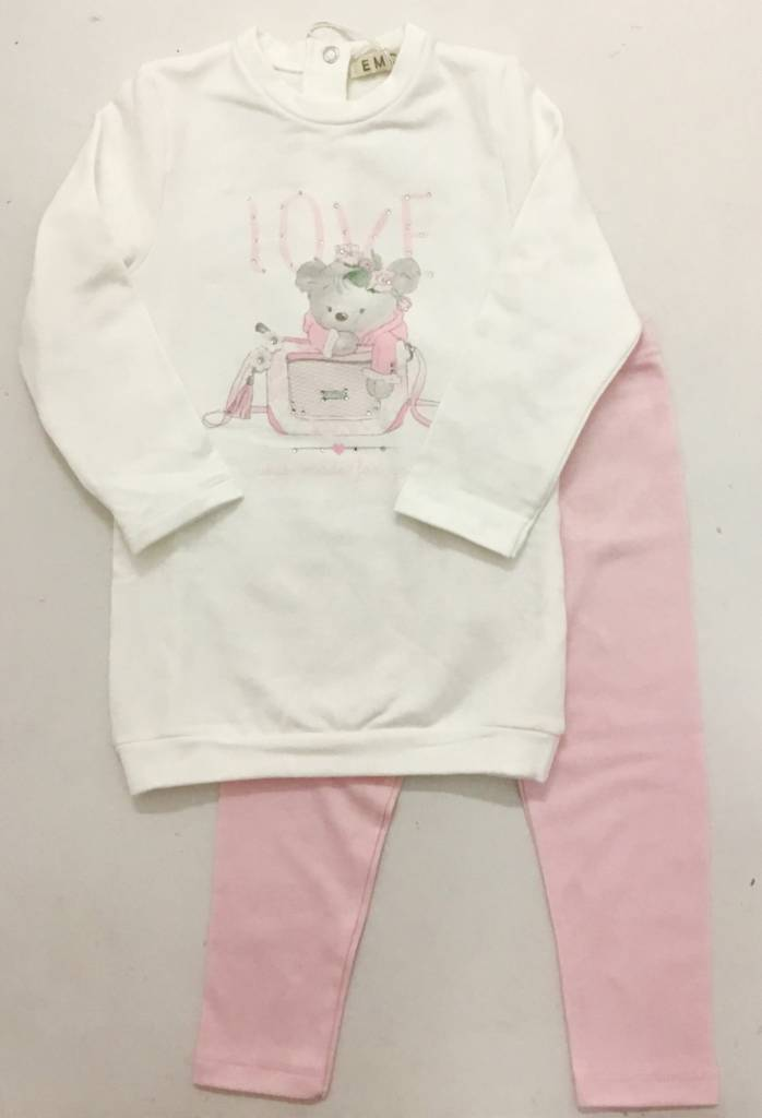 EMC EMC Baby Legging Set