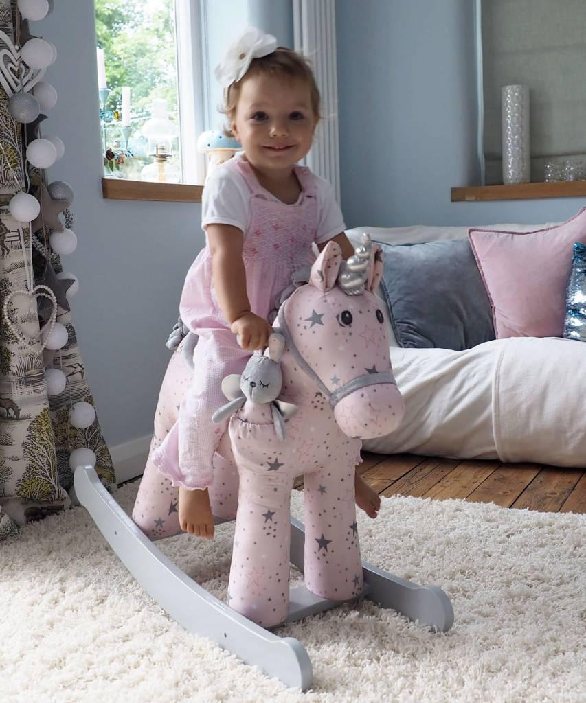 Celeste & Fae Rocking Unicorn 12+ Months