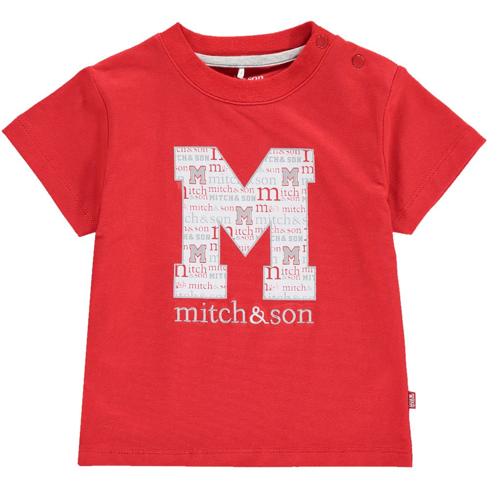 Mitch and Son Mitch & Son Toby MS1108 M T-Shirt