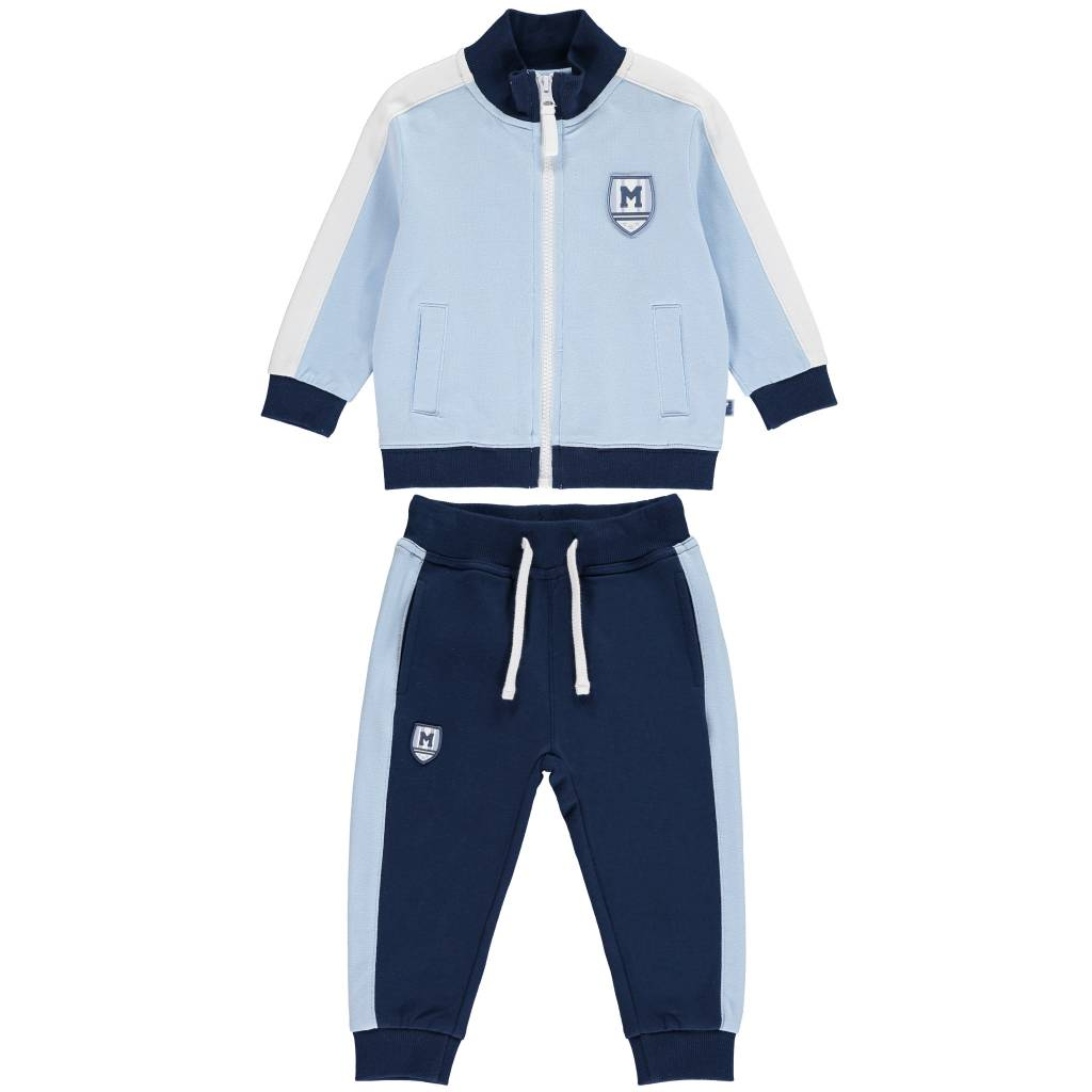 Mitch and Son Mitch & Son Naughton MS1119 Retro Tracksuit